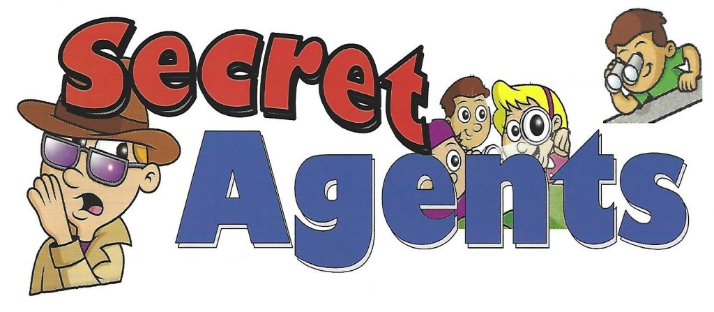 Secret Agents Title Image